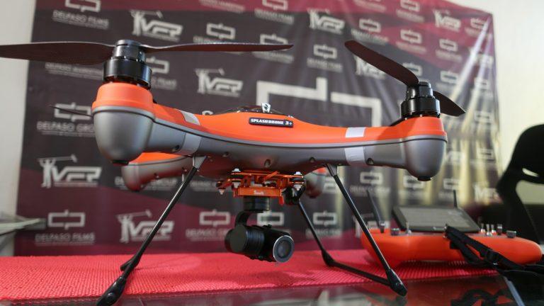 DelPaso Films acquires the first water proof marine grade drone in Puerto Vallarta