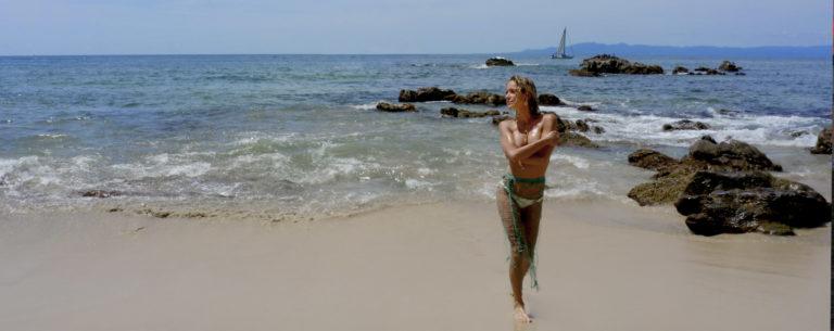 Kristin Cavallari films commercial for Uncommon James in Puerto Vallarta