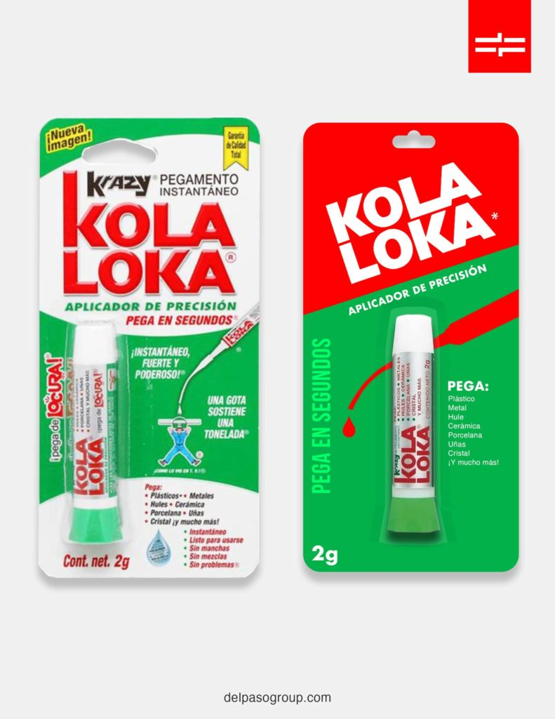 Kolaloka rebranding